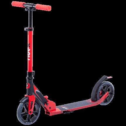 Самокат Ridex Atom красный