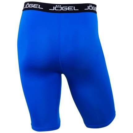 Jögel Шорты компрессионные Camp Tight Short PERFORMDRY JBL-1300-071, синий/белый - M