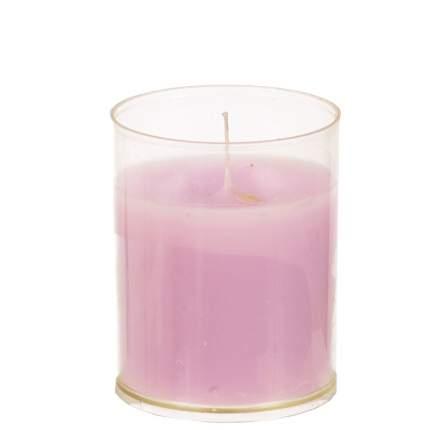Свеча ЦИТРОНЕЛЛА в стакане 3шт лаванда упак.