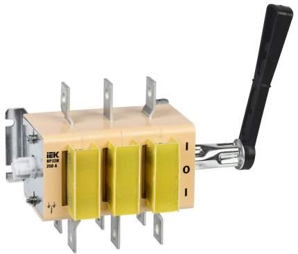 Выключатель-разъединитель реверсивный IEK ВР32И-35В71250 250А