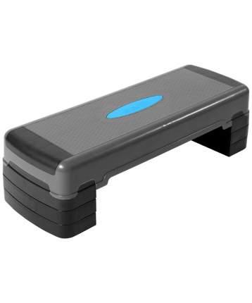 Степ-платформа StarFit SP-204 3 уровня черная