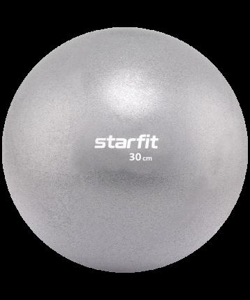 Starfit Мяч для пилатеса GB-902, 30 см, серый