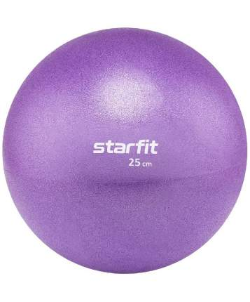 Starfit Мяч для пилатеса GB-902, 25 см, фиолетовый