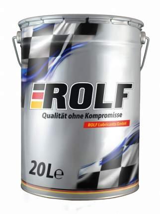 Моторное масло ROLF SAE 10W-30 (полусинт.) 20л