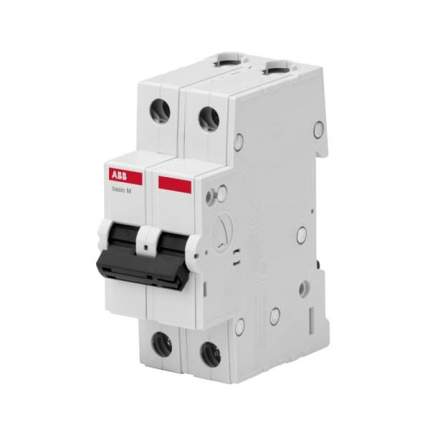 Автоматический выключатель ABB 2CDS642041R0324 2P, 32A, C, 4,5кА, BMS412C32