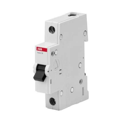 Автоматический выключатель ABB 2CDS641041R0104 1P, 10A, C, 4,5кА, BMS411C10