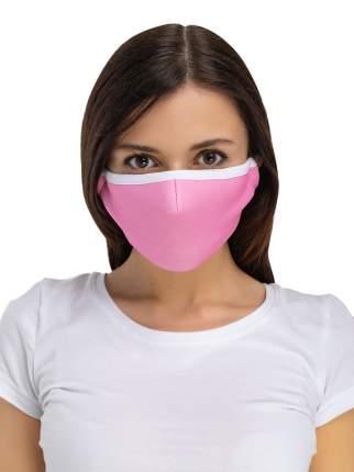 Многоразовая защитная маска Routemark Spiro розовая 1 шт.
