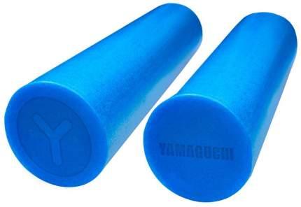 Ролик для йоги и пилатеса Yamaguchi Fit Roller 360 г, 60 x 15 см, blue