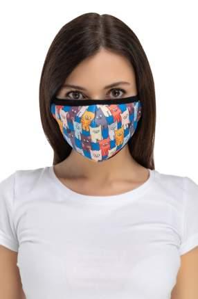 Ветрозащитная маска Routemark Spiro, catstrophe, One Size