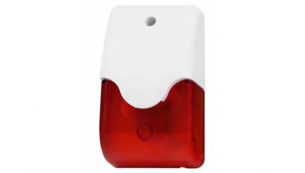 Свето-звуковой оповещатель CARCAM SR-02 для охранных сигнализаций