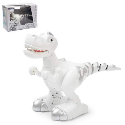 Робот «Умный Динозавр», ходит, реагирует на касания, подвижный хвост, работает от батареек