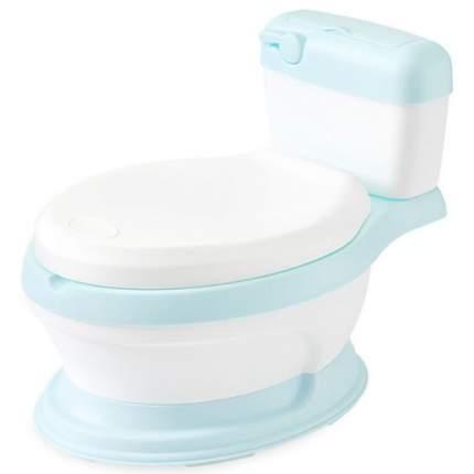 Детский горшок-унитаз Home Comfort Baby Toilet, голубой