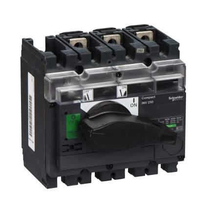 Выключатель-разъединитель SE Interpact INS/INV 3P 250А