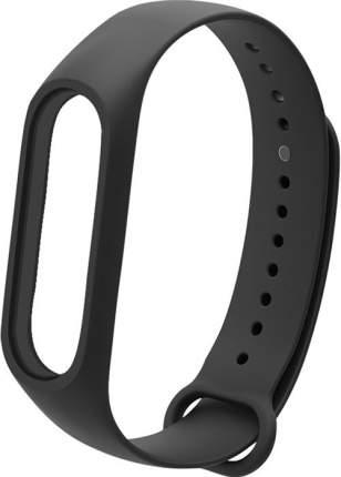 Ремешок для смарт-браслета NoName Silicone для Xiaomi Mi Band 3 Black