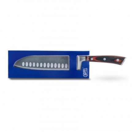 Нож поварской GIFPEL, LAFFI, 18 см, коричневый