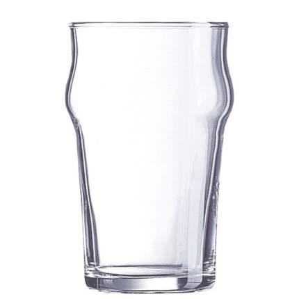 Набор стаканов для пива ВРЕМЯ ДЕГУСТАЦИЙ НОНИК АНГЛИЙСКАЯ ПИНТА 570мл 4шт