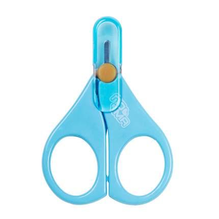 Ножницы с колпачком Пома нержавеющая сталь, полипропилен, 0+