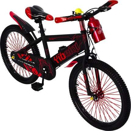 Детский велосипед Yibeigi Z-20 красный