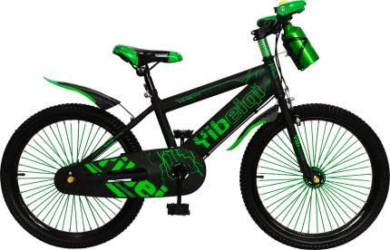 Детский велосипед Yibeigi Z-20 зеленый