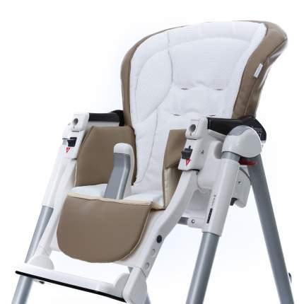 Сменный чехол стульчика для кормления Esspero Sport Peg-Perego Best Beige, White