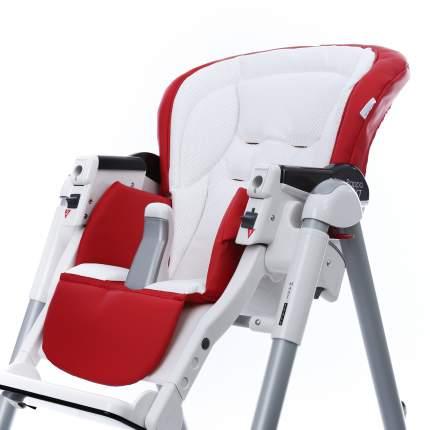 Сменный чехол сидения Esspero Sport к стульчику для кормления Peg-Perego Best Red, White