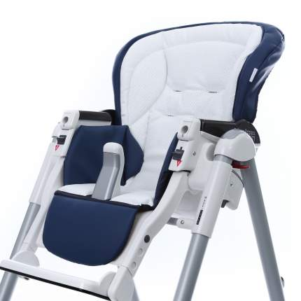 Сменный чехол стульчика для кормления Esspero Sport Peg-Perego Best Navy, White