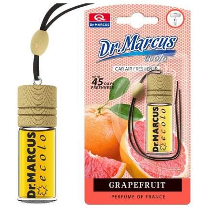 Автомобильный ароматизатор DR. MARCUS Ecolo Grapefruit 4.5мл