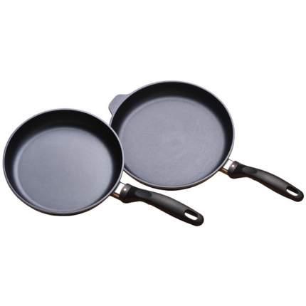 Набор сковород Swiss Diamond Set 602 2шт 24 и 28см