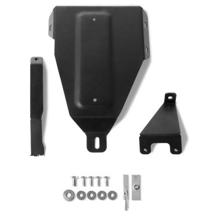 Защита редуктора Rival для Kia Seltos 4WD 2020-н.в., сталь 1.8 мм, с крепежом, 111.2847.1