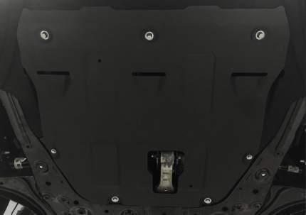 Защита картера и КПП Rival Hyundai Sonata VIII 2019-/Kia K5 2020-, ST 1.8mm, 111.2383.1
