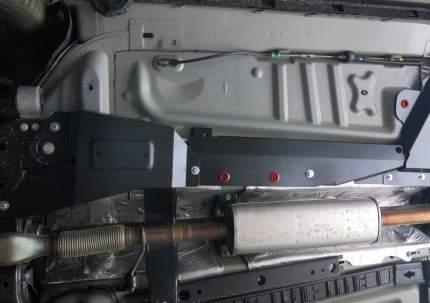 Защита трубок кондиционера Автоброня Ford Explorer V 2015-, ST 1.8mm, 111.01868.1