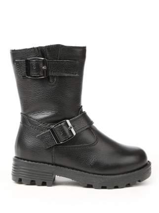 Ботинки ZEBRA 458294 цв.черный р.27