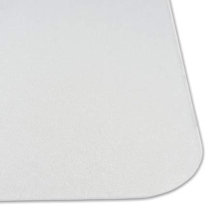 Коврик для напольных покрытий BRABIX, 100x120 см, шагрень, антискользящий