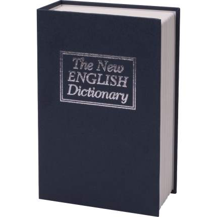 Книга-сейф BRAUBERG, Английский словарь, 5,4x11,5x18 см