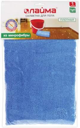 Тряпка для мытья пола лайма, Стандарт, 70x80 см, синий