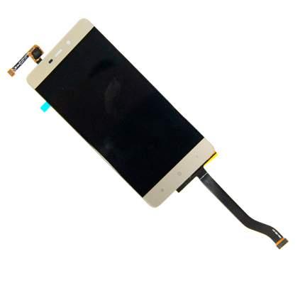 Дисплей для Xiaomi Redmi 4 Pro в сборе с тачскрином <золото>
