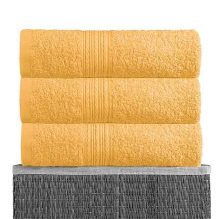 Полотенце BAYRAMALY Volna Цвет: Желтый 50х90 см