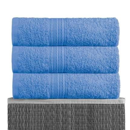 Полотенце BAYRAMALY Volna Цвет: Голубой 40х70 см