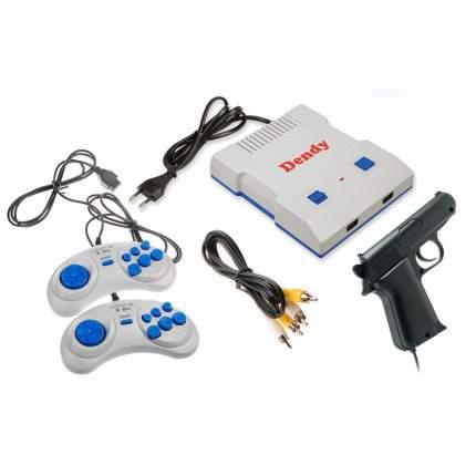 Игровая приставка Dendy Junior 300 игр + световой пистолет DJ-300G