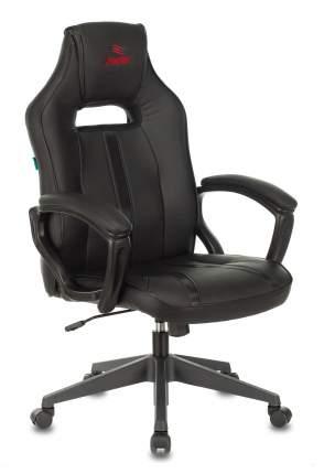 Кресло игровое ZOMBIE VIKING ZOMBIE A3 B черный с карбон.вставками искусственная кожа