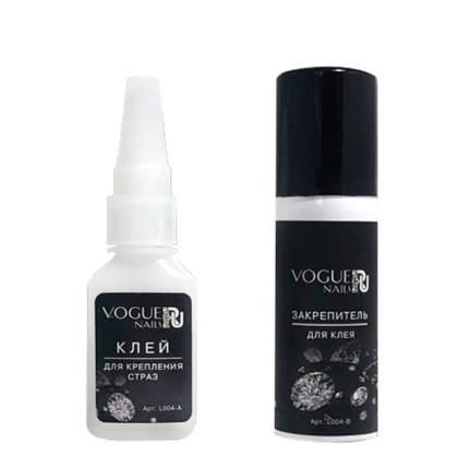 Vogue Nails Клей для страз 2 в 1