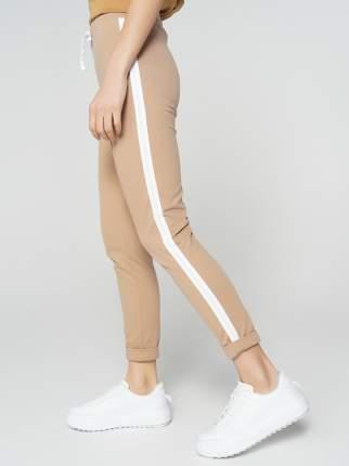 Спортивные брюки женские ТВОЕ 65438 бежевые S