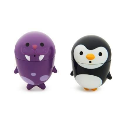 Игрушки для ванны Munchkin пингвин и морж cleansqueeze