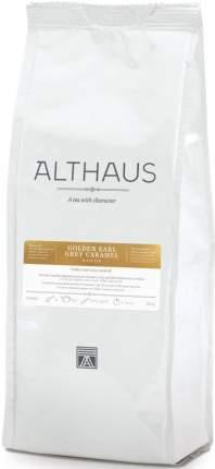 """Чай Althaus """"Golden Caramel Earl Grey"""", чёрный листовой с добавками, 250 гр"""