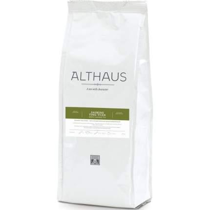 """Чай Althaus """"Jasmine Ting Yuan"""", зеленый листовой, 250 гр"""