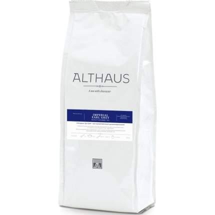 """Чай Althaus """"Imperial Earl Grey"""", черный листовой с добавками, 250 гр"""