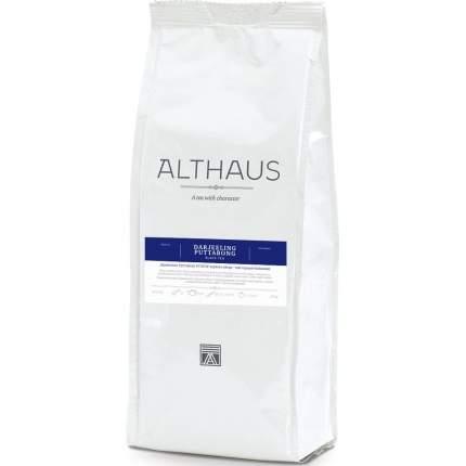 """Чай Althaus """"Darjeeling Puttabong FTGFOP"""", черный листовой, 250 гр"""