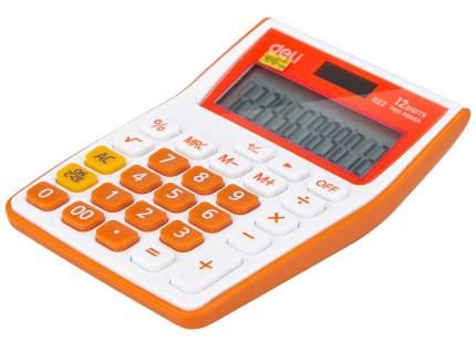 Калькулятор Deli E1122/OR