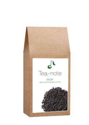 """Чай Tea-note """"Пуэр"""", 100 гр"""