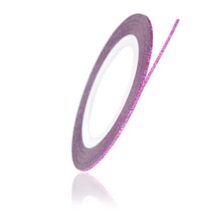 Нить на клеевой основе TNL, перламутровая, розовая